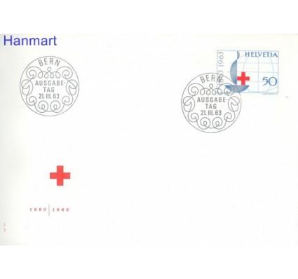 Znaczek Szwajcaria 1963 Mi 772 FDC