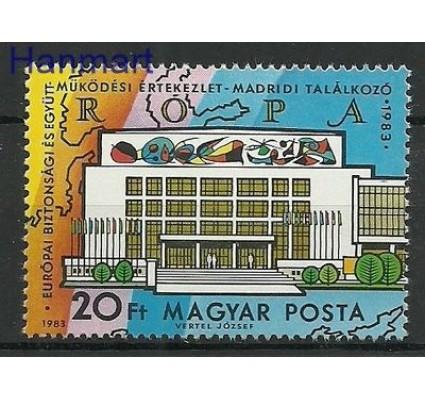 Znaczek Węgry 1983 Mi 3645 Czyste **
