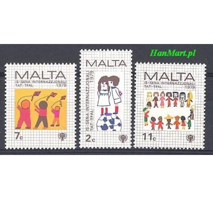 Znaczek Malta 1979 Mi 596-598 Czyste **