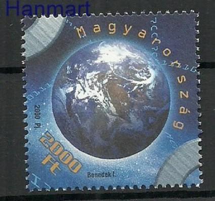 Znaczek Węgry 2000 Mi 4610 Czyste **