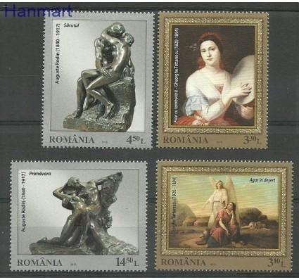 Znaczek Rumunia 2015 Mi 6918-6921 Czyste **