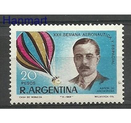 Znaczek Argentyna 1968 Mi 1008 Czyste **