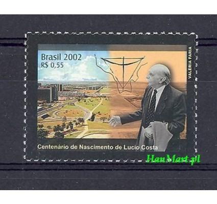 Znaczek Brazylia 2002 Mi 3222 Czyste **