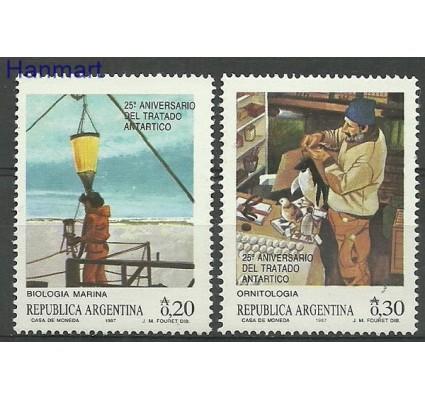 Znaczek Argentyna 1987 Mi 1849-1850 Czyste **