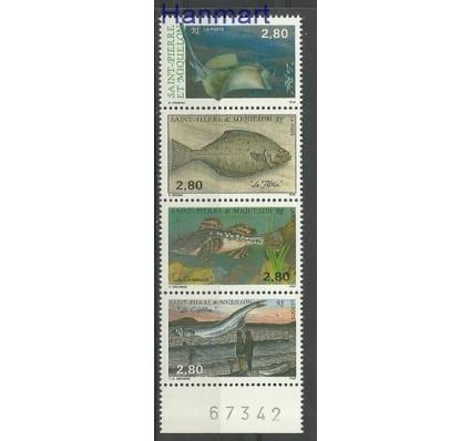 Znaczek Saint-Pierre i Miquelon 1993 Mi 658-661 Czyste **