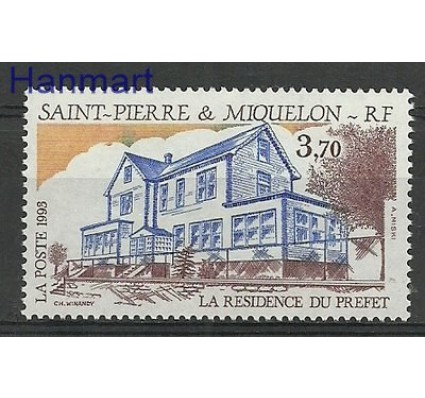 Saint-Pierre i Miquelon 1993 Mi 664 Czyste **