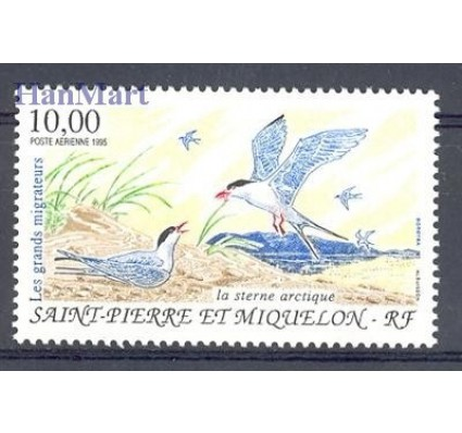 Znaczek Saint-Pierre i Miquelon 1995 Mi 692 Czyste **