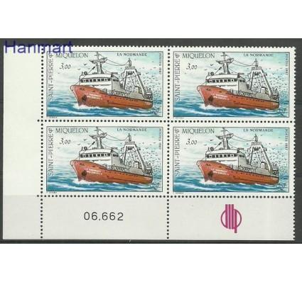 Znaczek Saint-Pierre i Miquelon 1987 Mi 552 Czyste **