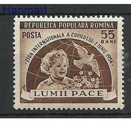 Znaczek Rumunia 1954 Mi 1473 Czyste **