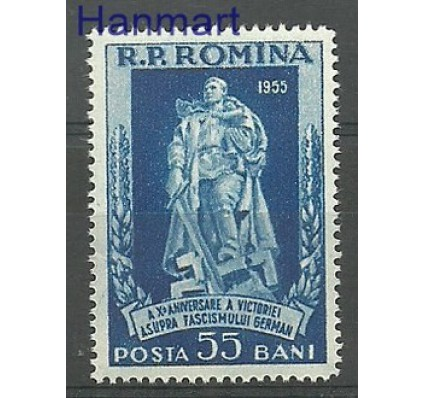 Znaczek Rumunia 1955 Mi 1515 Czyste **