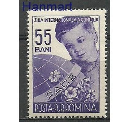 Znaczek Rumunia 1956 Mi 1578 Czyste **