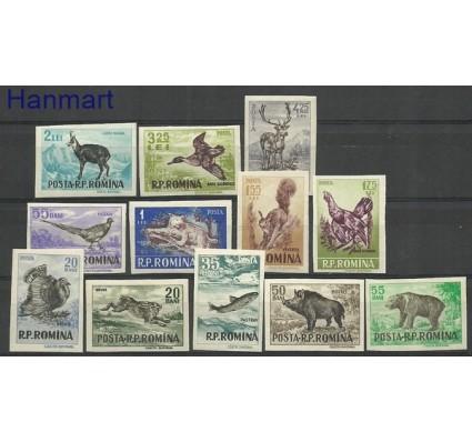 Znaczek Rumunia 1956 Mi 1614-1625 Czyste **