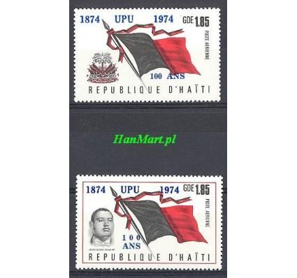 Znaczek Haiti 1974 Mi 1276-1277 Czyste **