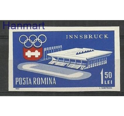 Znaczek Rumunia 1963 Mi 2211 Czyste **