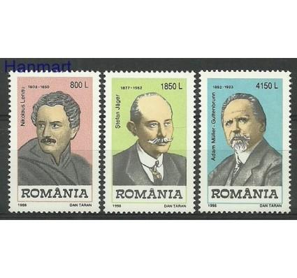 Znaczek Rumunia 1998 Mi 5342-5344 Czyste **