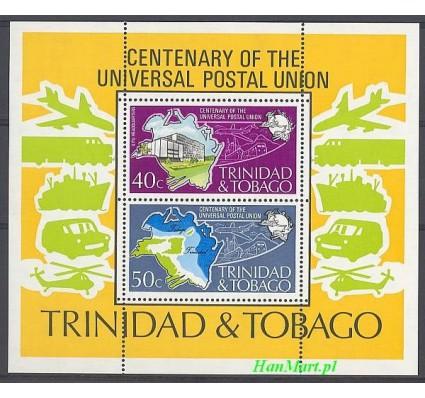 Znaczek Trynidad i Tobago 1974 Mi bl 12 Czyste **