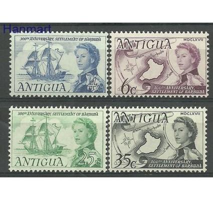 Znaczek Antigua i Barbuda 1967 Mi 184-187 Czyste **