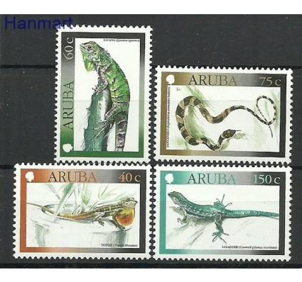 Znaczek Aruba 2000 Mi 250-253 Czyste **