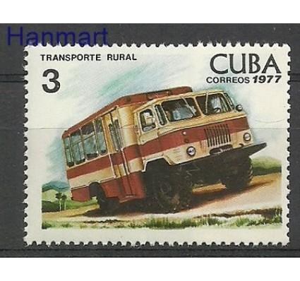 Znaczek Kuba 1977 Mi 2196 Czyste **