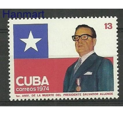Znaczek Kuba 1974 Mi 1994 Czyste **