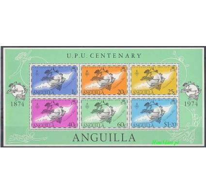 Znaczek Anguilla 1974 Mi bl 6 Czyste **