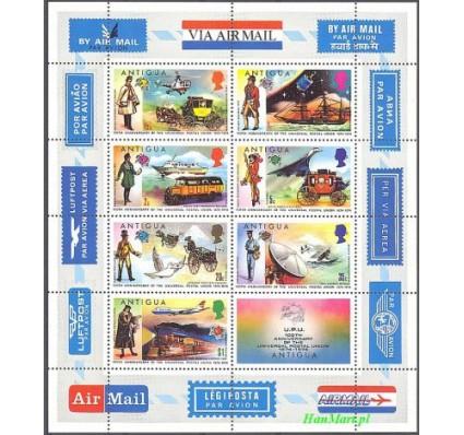 Znaczek Antigua i Barbuda 1974 Mi bl 13 Czyste **
