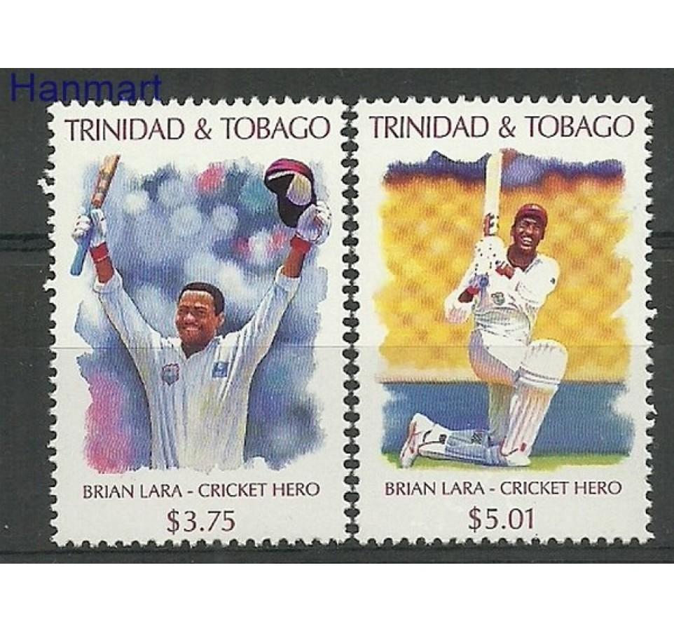Trynidad i Tobago 1996 Mi 677-678 Czyste **