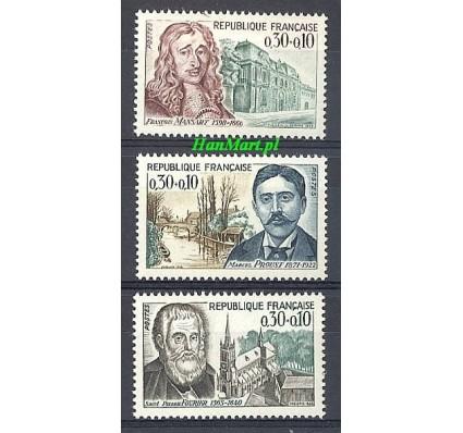 Znaczek Francja 1966 Mi 1536-1538 Czyste **
