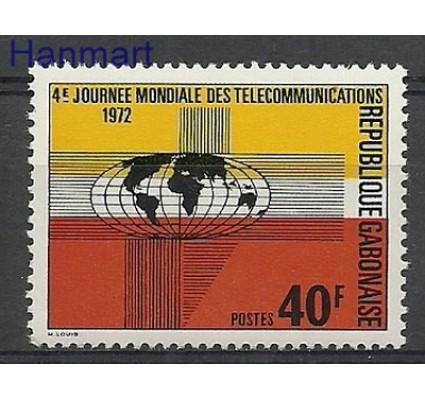 Znaczek Gabon 1972 Mi 477 Czyste **