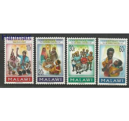 Znaczek Malawi 1996 Mi 666-669 Czyste **