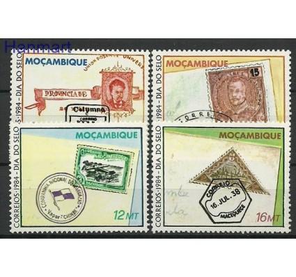 Znaczek Mozambik 1984 Mi 1006-1009 Czyste **