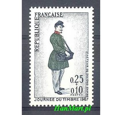 Znaczek Francja 1967 Mi 1574 Czyste **