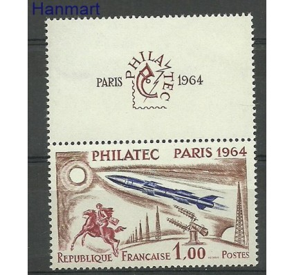 Znaczek Francja 1964 Mi zf 1480 Czyste **