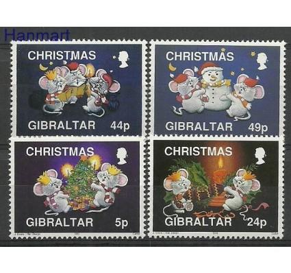 Znaczek Gibraltar 1993 Mi 679-682 Czyste **