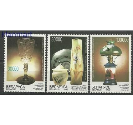 Znaczek Białoruś 1999 Mi 309-311 Czyste **