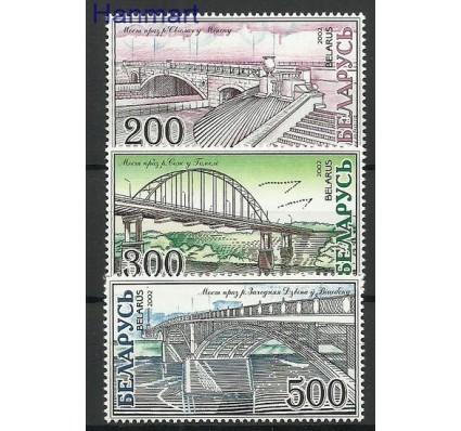 Znaczek Białoruś 2002 Mi 464-466 Czyste **