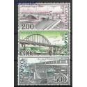 Białoruś 2002 Mi 464-466 Czyste **