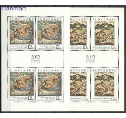 Znaczek Słowacja 1998 Mi 324-325 Czyste **