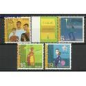 Malta 2001 Mi zf 1203-1206 Czyste **