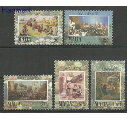 Znaczek Malta 2004 Mi 1357-1361 Czyste **