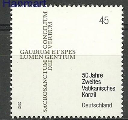 Znaczek Niemcy 2012 Mi 2958 Czyste **