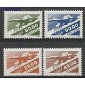 Mołdawia 1993 Mi 63-66 Czyste **