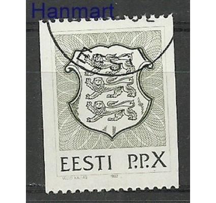 Znaczek Estonia 1992 Mi 187 Stemplowane