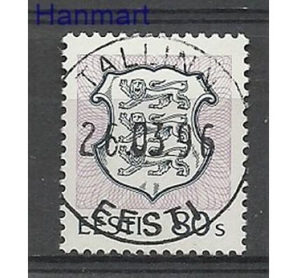 Znaczek Estonia 1996 Stemplowane