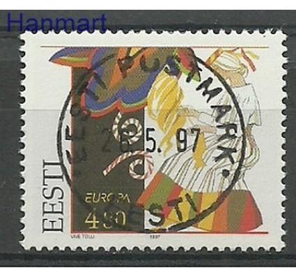Znaczek Estonia 1997 Mi 301 Stemplowane