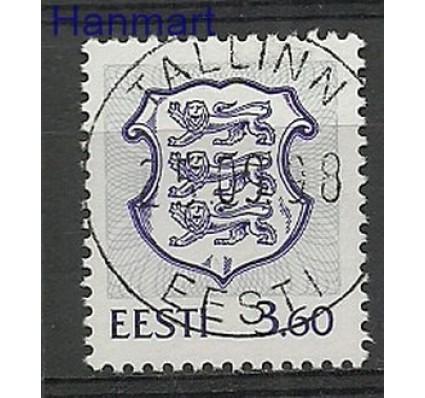 Znaczek Estonia 1998 Stemplowane