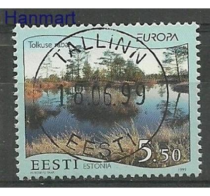 Znaczek Estonia 1999 Stemplowane