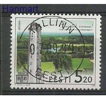 Znaczek Estonia 1999 Mi 348 Stemplowane