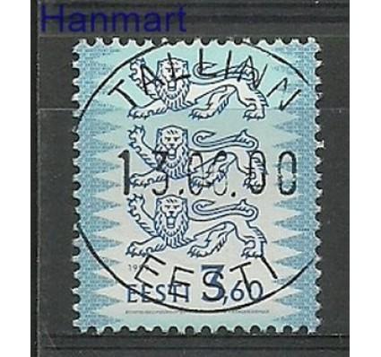 Znaczek Estonia 2000 Stemplowane