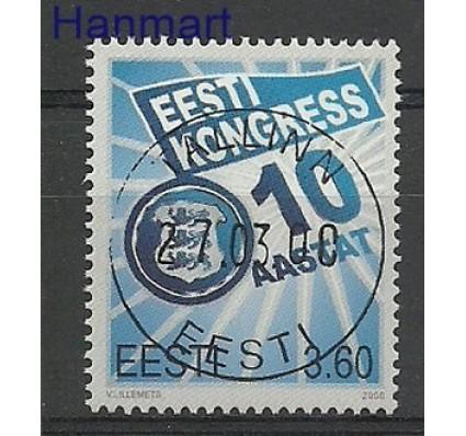 Znaczek Estonia 2000 Mi 367 Stemplowane